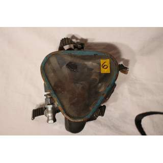 DESCO Jack Browne Diving Mask 6 of 9