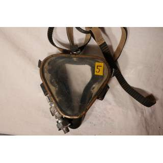 DESCO Jack Browne Diving Mask 5 of 9