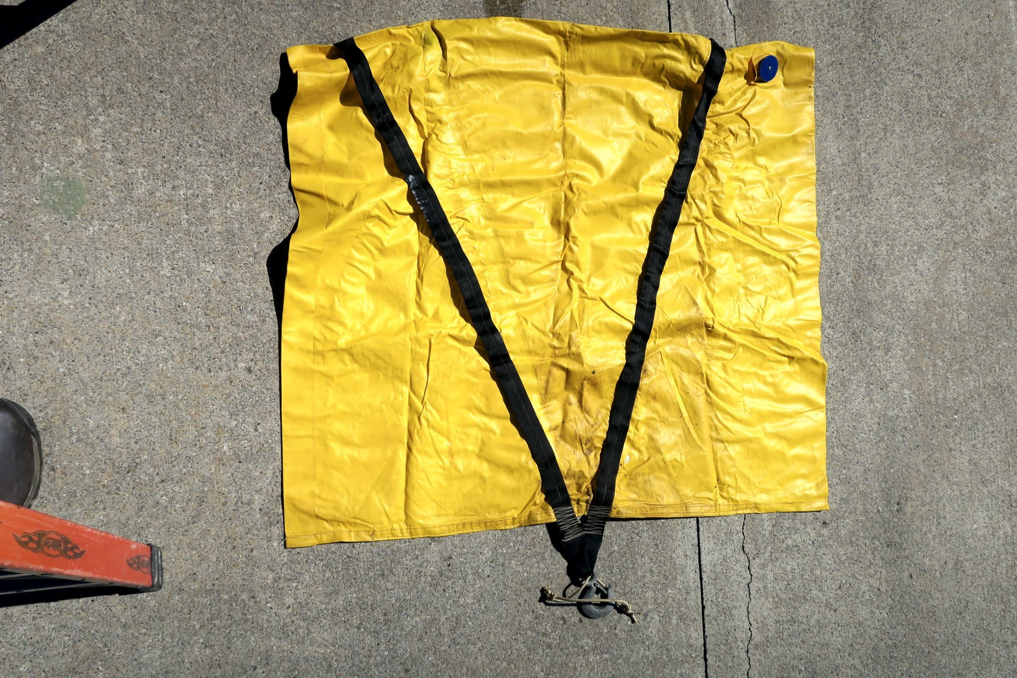 1000 Pound Diver's Lift Bag